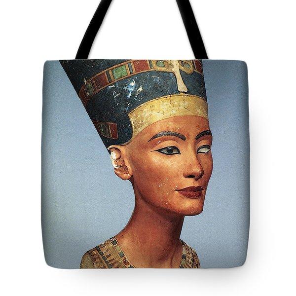 Egypt: Nefertiti Tote Bag by Granger