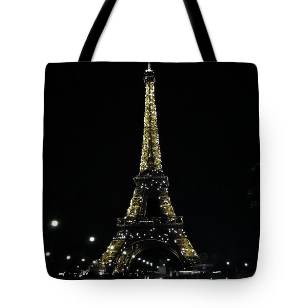 Eiffel Tower - Paris Tote Bag
