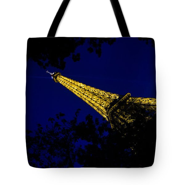 Eiffel's Magnificence Tote Bag