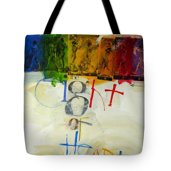 Eight Of Hearts 34-52 Tote Bag by Cliff Spohn