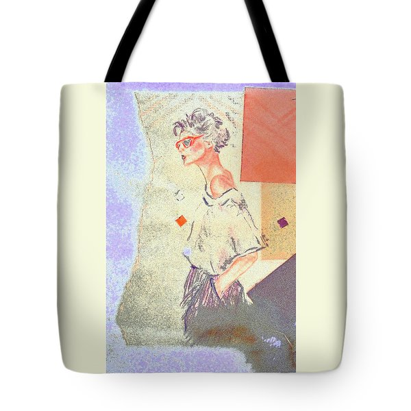 Eighties Tote Bag