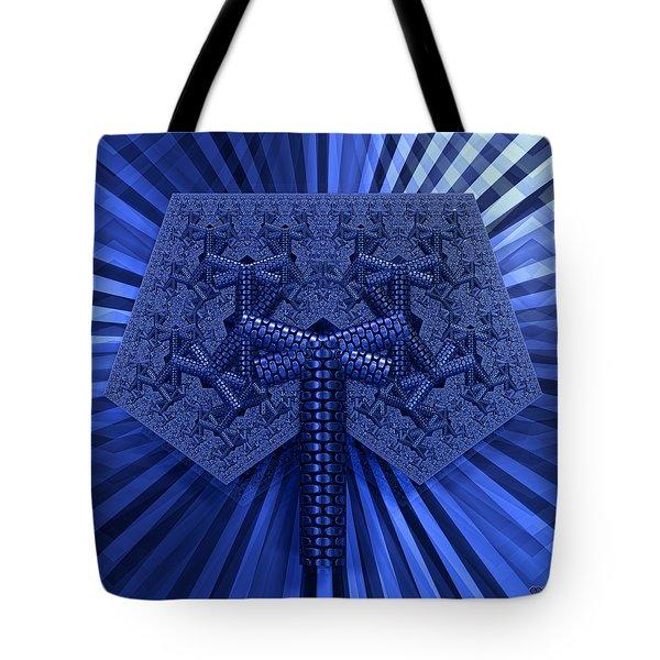 El Azul Del Mar Tote Bag