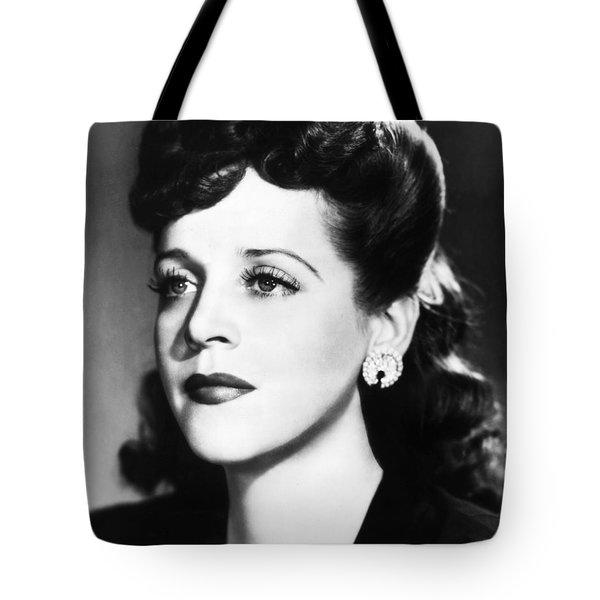 Eleanor Steber (1916-1990) Tote Bag by Granger