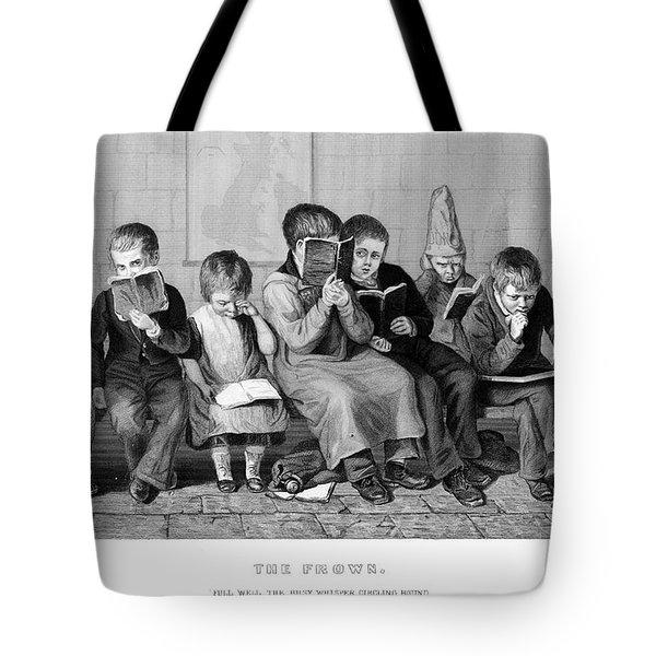 Elementary School Tote Bag by Granger