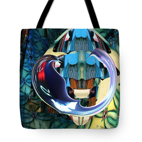 Elements Of Freedom Tote Bag