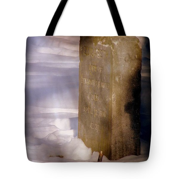 Elisabeth  Tote Bag by Priscilla Richardson