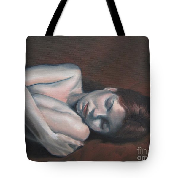 Embrace Tote Bag by Jindra Noewi