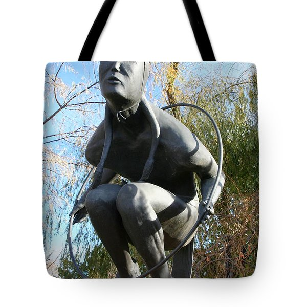 Tote Bag featuring the photograph Emergence by Laurel Talabere