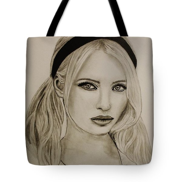 Emily Tote Bag by Michael Cross