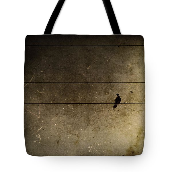 Emotional Distance Tote Bag by Andrew Paranavitana