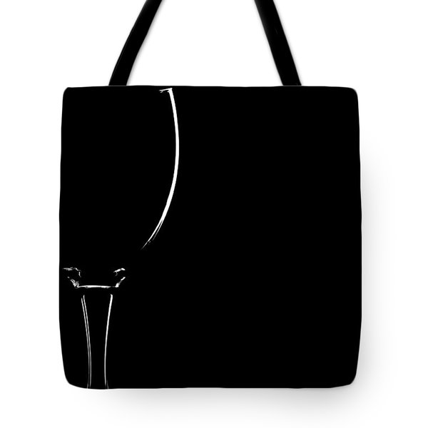 Empty Space Tote Bag by Gert Lavsen