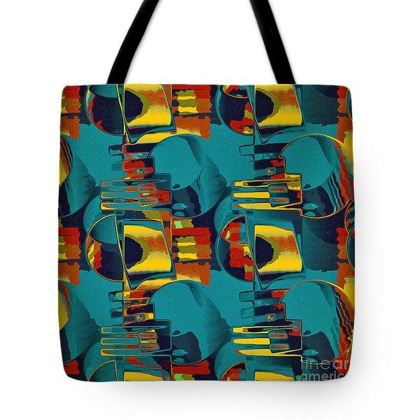 En Formes 02 Tote Bag by Aimelle