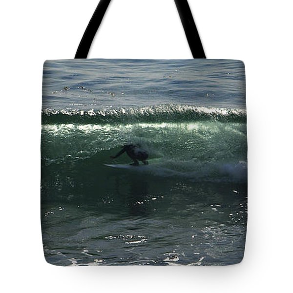 Enclosed Tote Bag by Joe Schofield