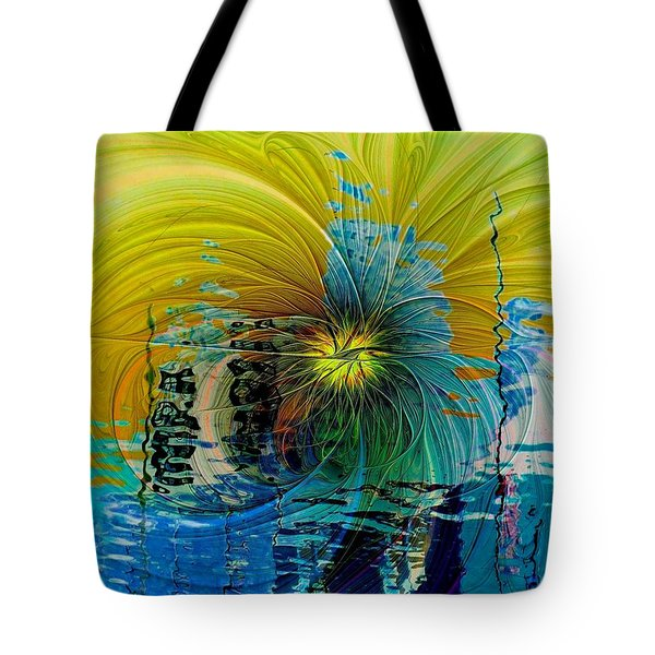 End Of Days Tote Bag by Amanda Moore