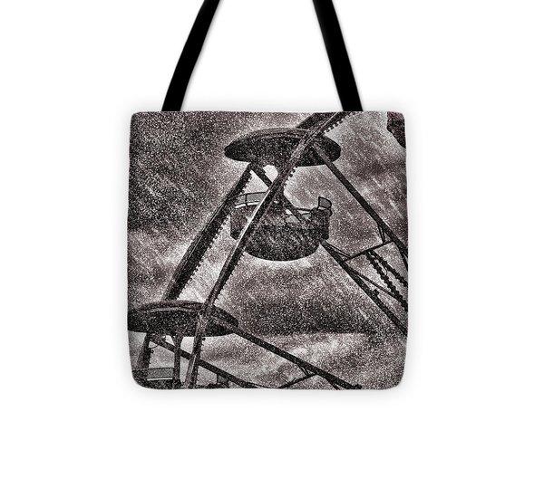 End Of The Season Tote Bag by Bob Orsillo