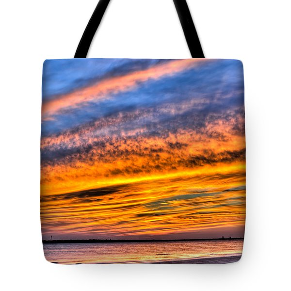 Endless Color Tote Bag
