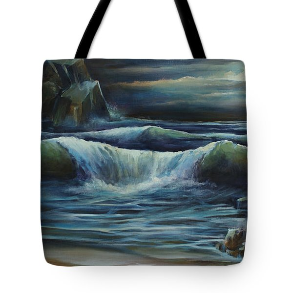 'endless' Tote Bag by Michael Lang