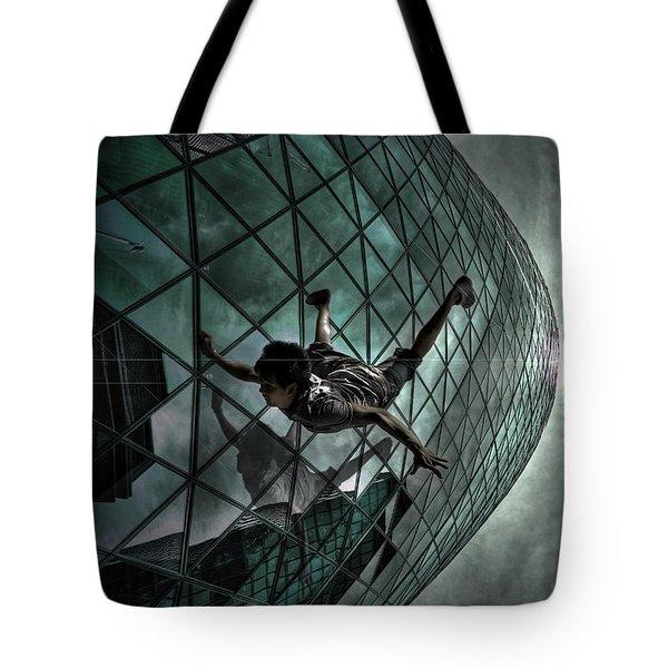 Endless Waltz Tote Bag by Yhun Suarez