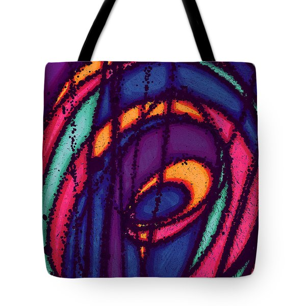Energy Out Tote Bag