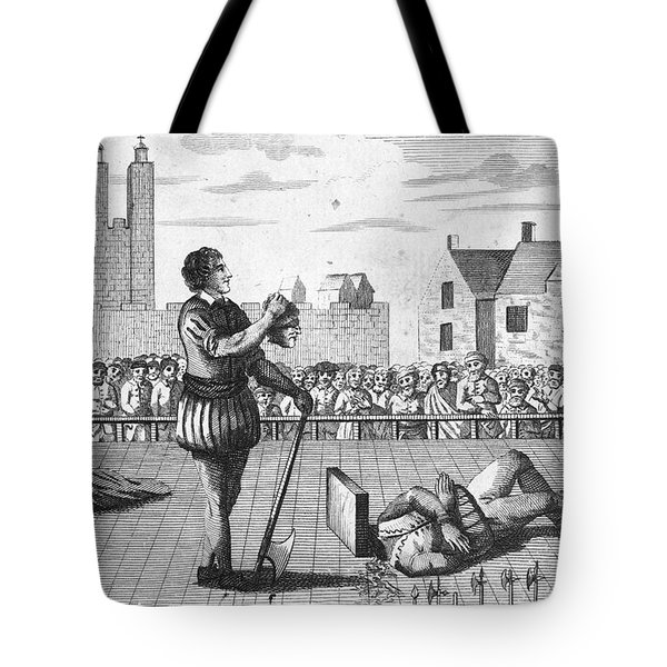England: Beheading, 1554 Tote Bag by Granger
