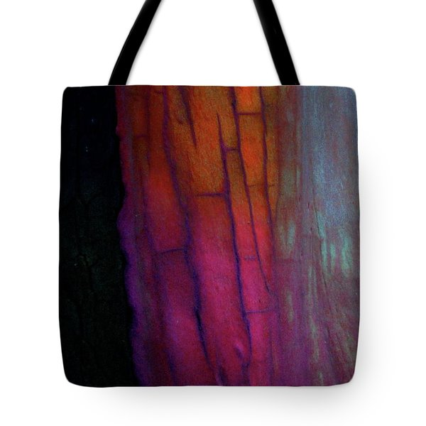 Tote Bag featuring the digital art Enter by Richard Laeton