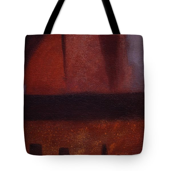 Entering The Vision Tote Bag