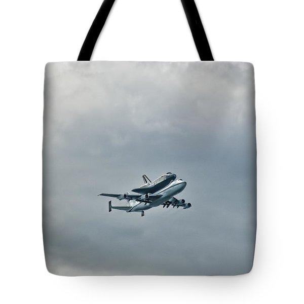 Enterprise 4 Tote Bag by S Paul Sahm