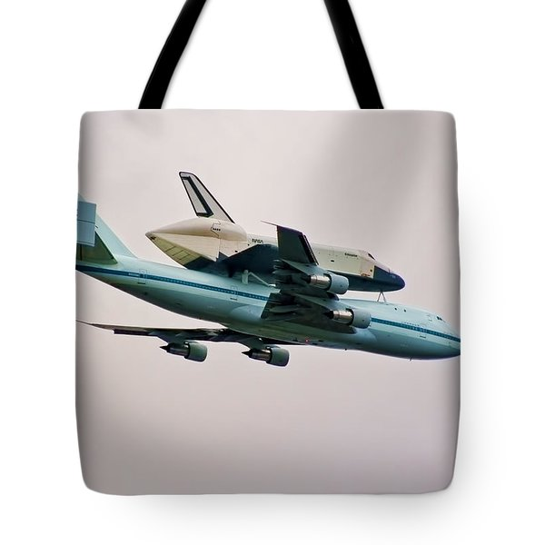 Enterprise 6 Tote Bag by S Paul Sahm