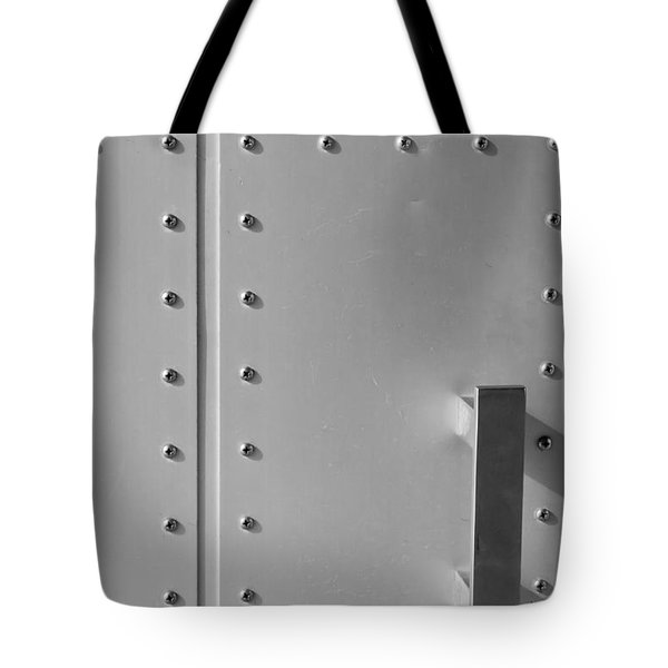 Entrance Secured Tote Bag