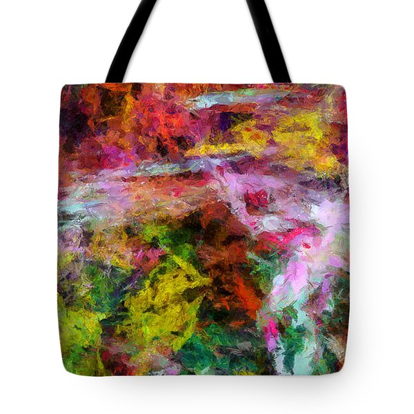 Entusiasmo Tote Bag by RochVanh