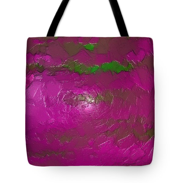Tote Bag featuring the digital art Erexon by Jeff Iverson