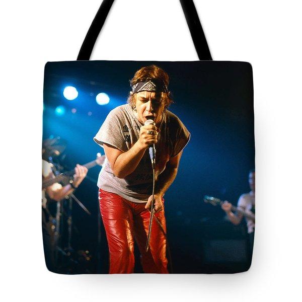 Eric Burdon 1 Tote Bag