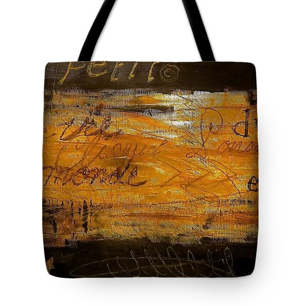 Eric Maskin On Sovereign Man Tote Bag by Contemporary Luxury Fine Art