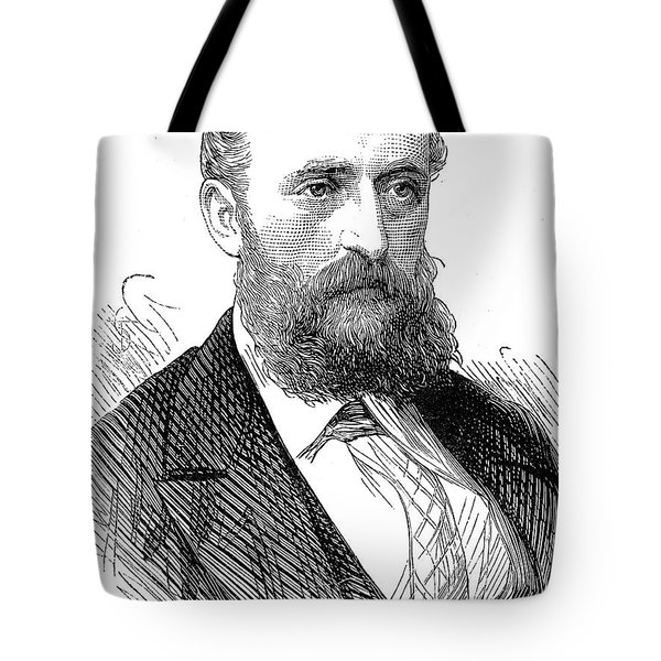 Ernest Giles (1835-1897) Tote Bag by Granger