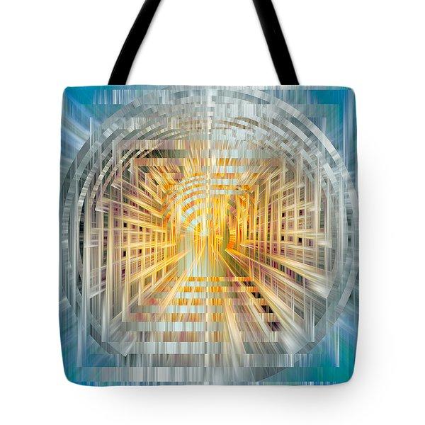 Escrow Vault Tote Bag
