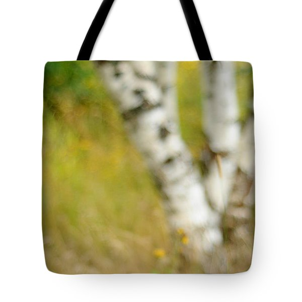 Essential. Summer Time. Impressionism  Tote Bag by Jenny Rainbow