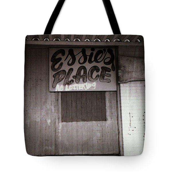 Essie's Place Tote Bag