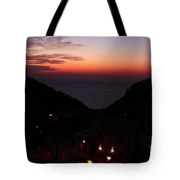 Estellencs View Tote Bag