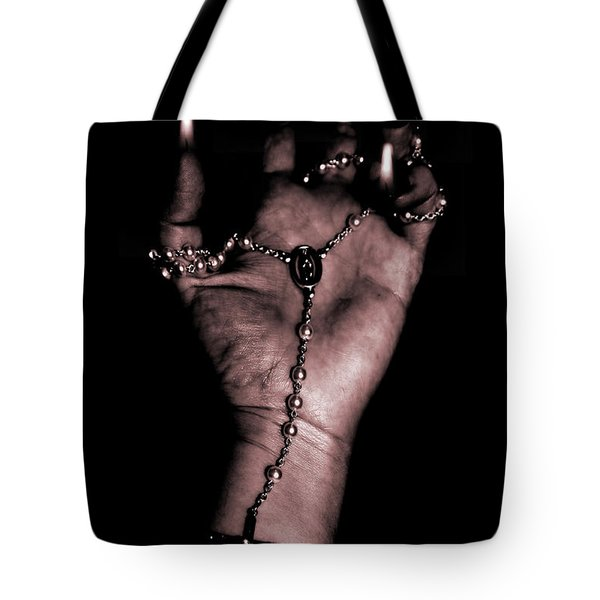 Tote Bag featuring the photograph Eternal Struggle by Lauren Radke