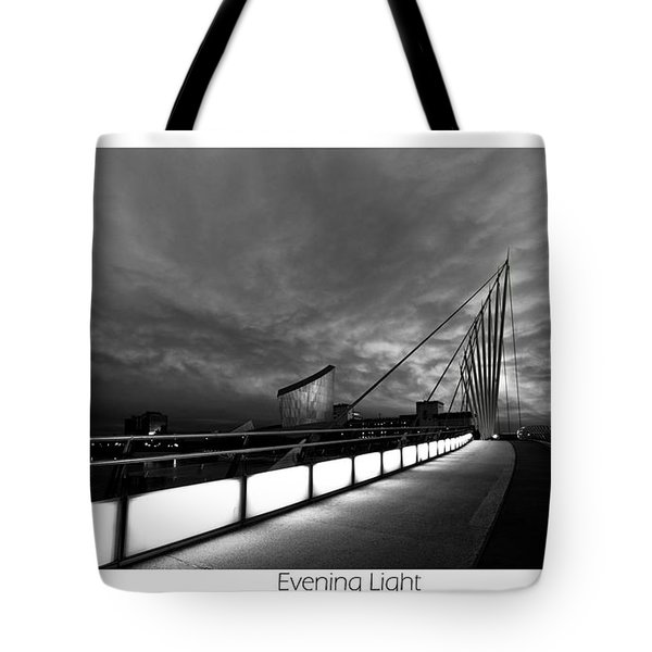 Tote Bag featuring the photograph Evening Light by Beverly Cash