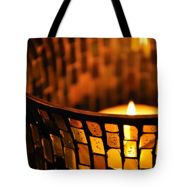 Evening Light Tote Bag by Julia Wilcox