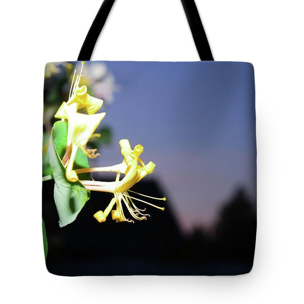 Evening Sonata. Perfoliata Tote Bag
