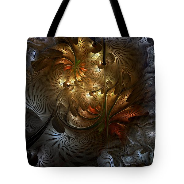 Evocation Tote Bag by Casey Kotas