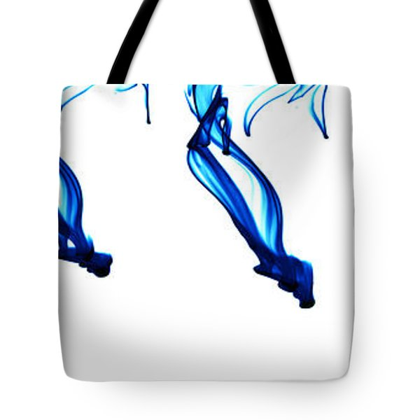 Evolution Of Orgasm Tote Bag by Sumit Mehndiratta