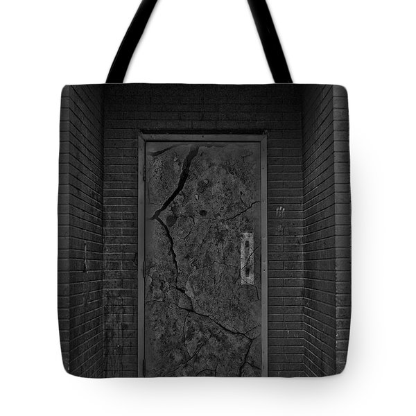 Exit Tote Bag by Jerry Cordeiro