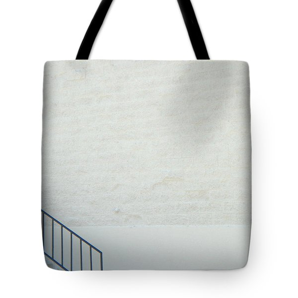 Exit Only Tote Bag by Lenore Senior