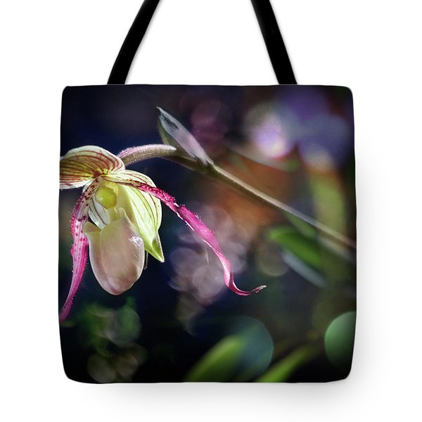 Exotic Alien  Tote Bag by Richard Piper