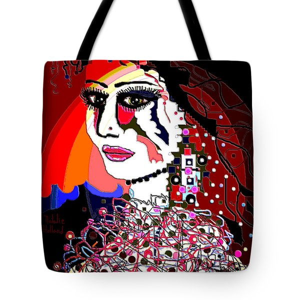 Exotic Bride Tote Bag by Natalie Holland