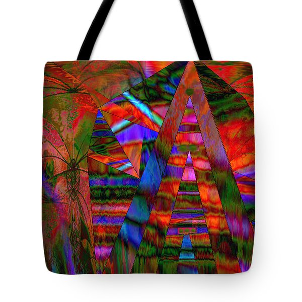 Exploration Tote Bag by Paula Ayers