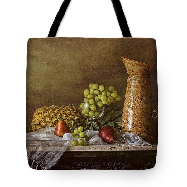 Exploring Still Life Tote Bag by Sari Sauls